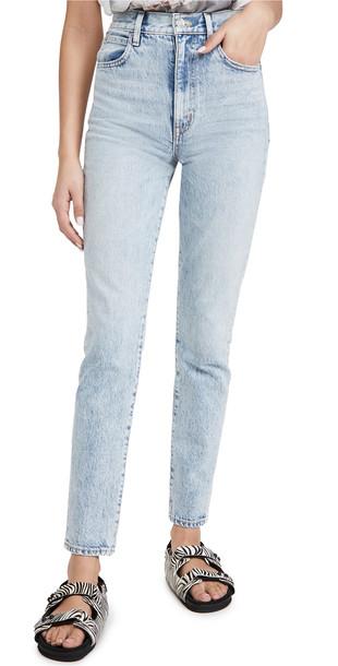 SLVRLAKE Beatnik High Rise Jeans