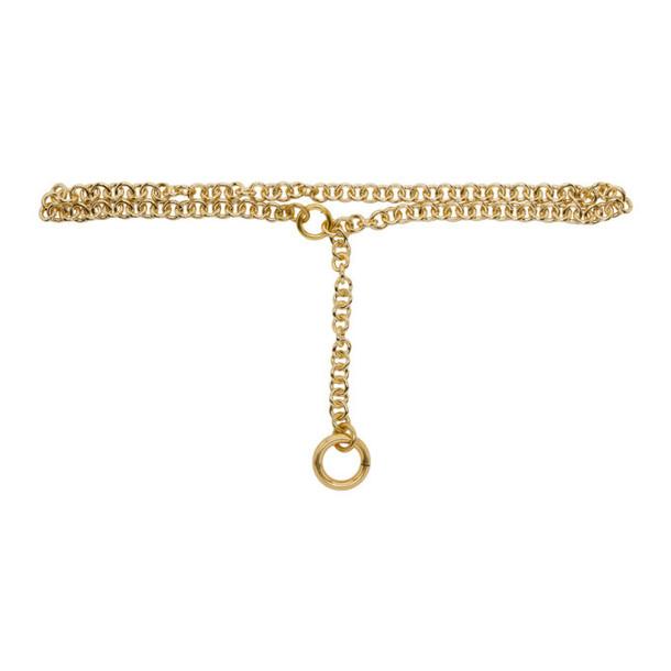 Laura Lombardi Gold giu giu Edition Sorella Belt
