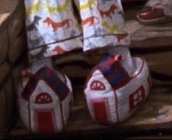 shoes,peewee,slippers,funny