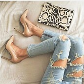shoes,nude,pumps,pointed toe,stilleto heels,office style
