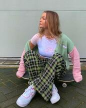 pants,top