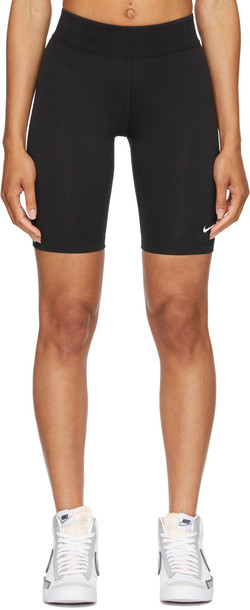 Nike Black Sportswear Essential Bike Shorts
