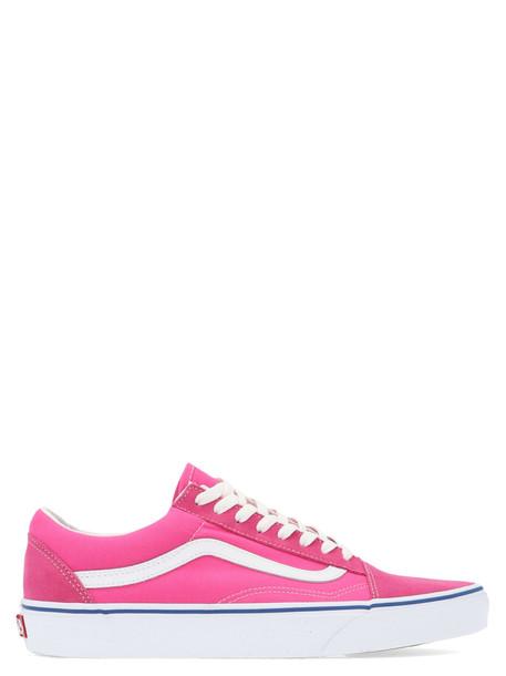 Vans 'old School' Shoes in fuchsia