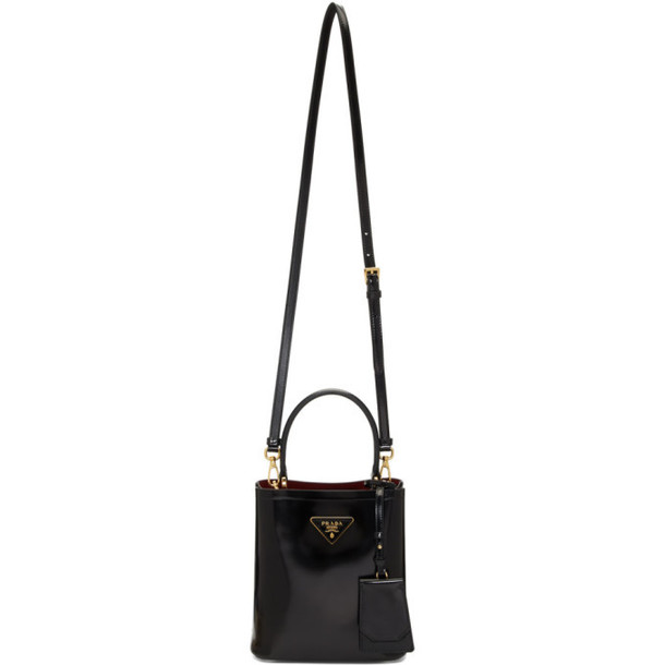 Prada Black Bucket Bag