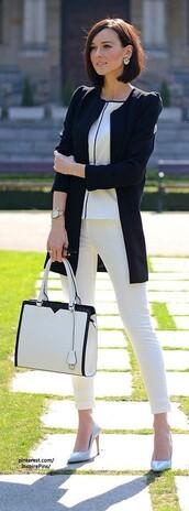 bag,white tote bag,black and white,handbag,white handbag