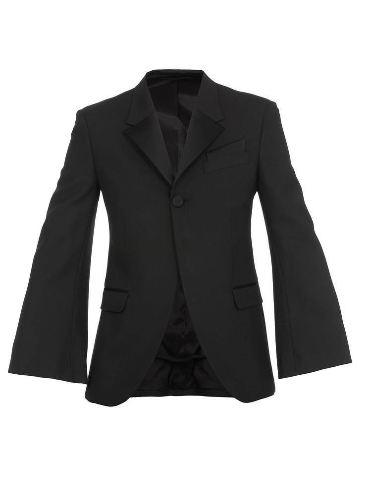 Neil Barrett Single-breasted Jacket in black