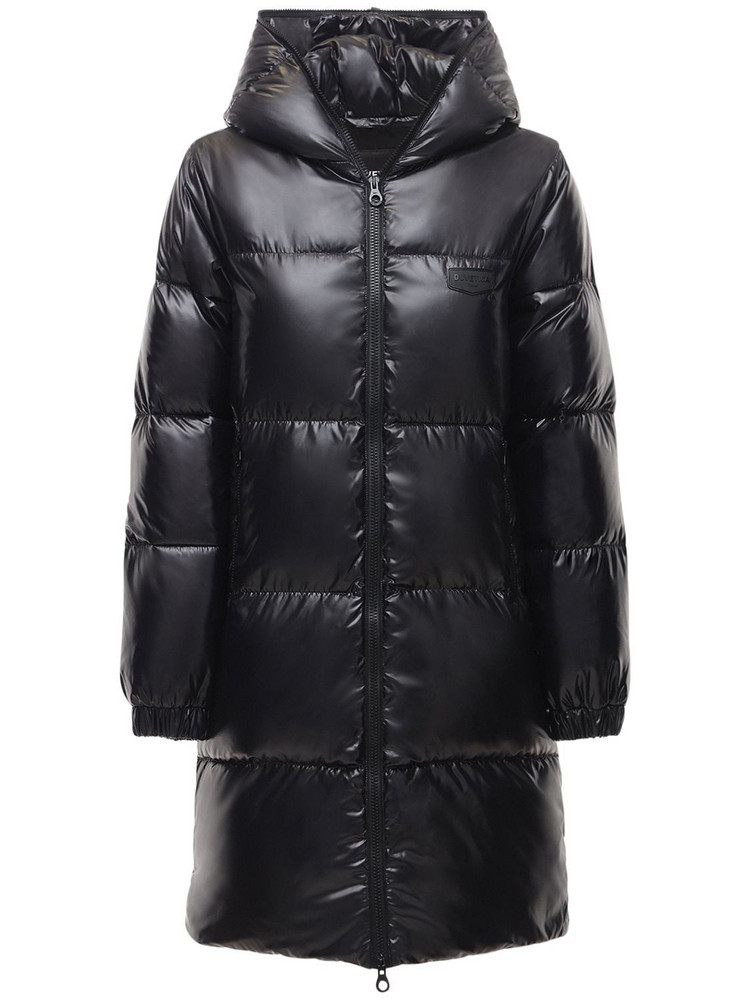 DUVETICA Arcturus Nylon Down Jacket in black