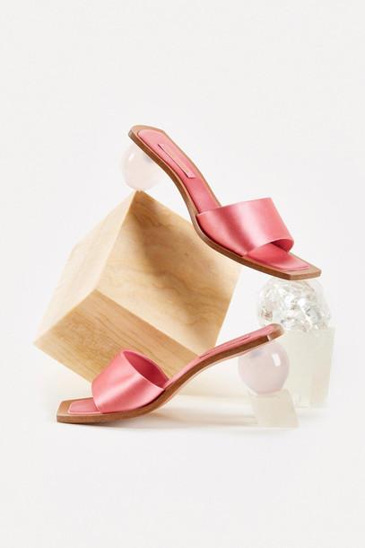Cult Gaia Tao Sandal - Bubblegum                                                                                               $388.00 USD