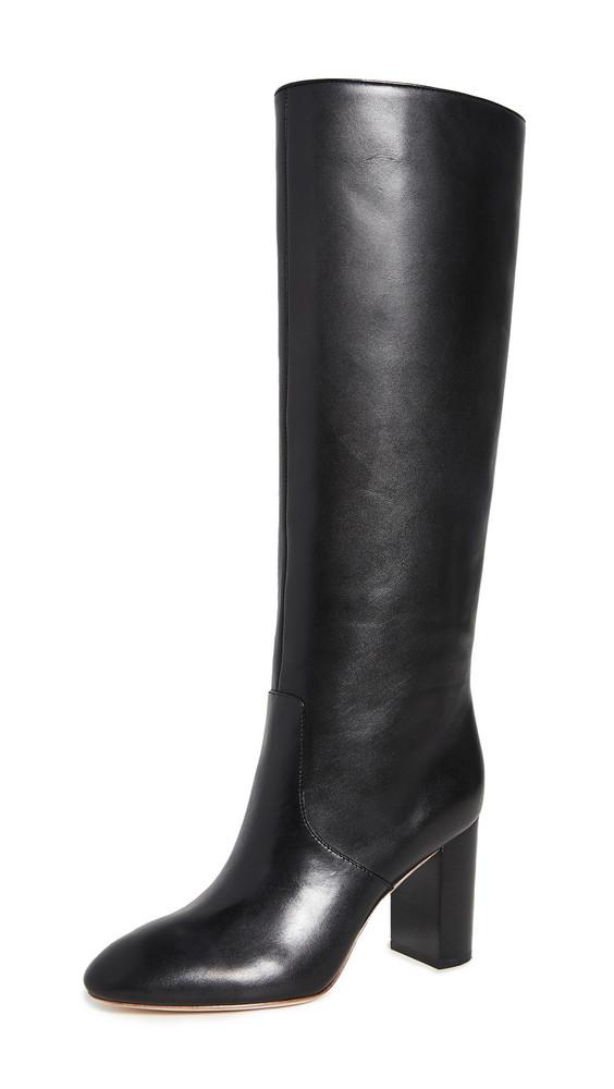 Loeffler Randall Goldy Tall Boots in black