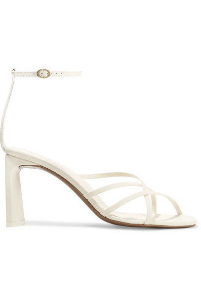 Neous - Barbosella Leather Sandals - Cream