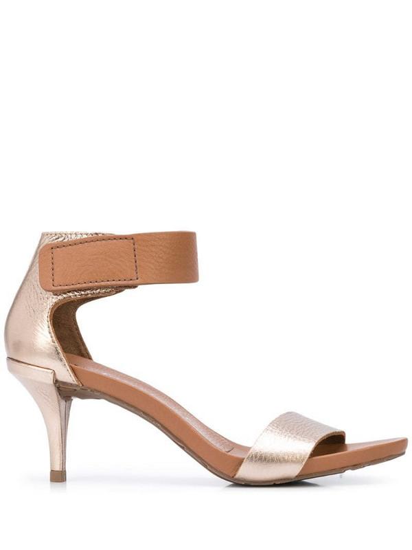 Pedro Garcia Winka sandals in gold