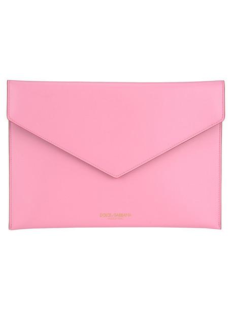 Dolce & gabbana Pouch Busta in pink