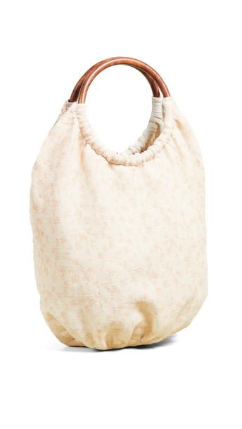 LOVESHACKFANCY Fae Bag in pink