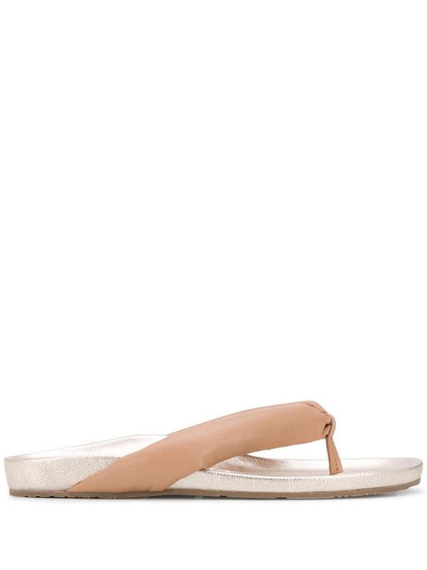 Pedro Garcia Anita 10mm sandals in brown