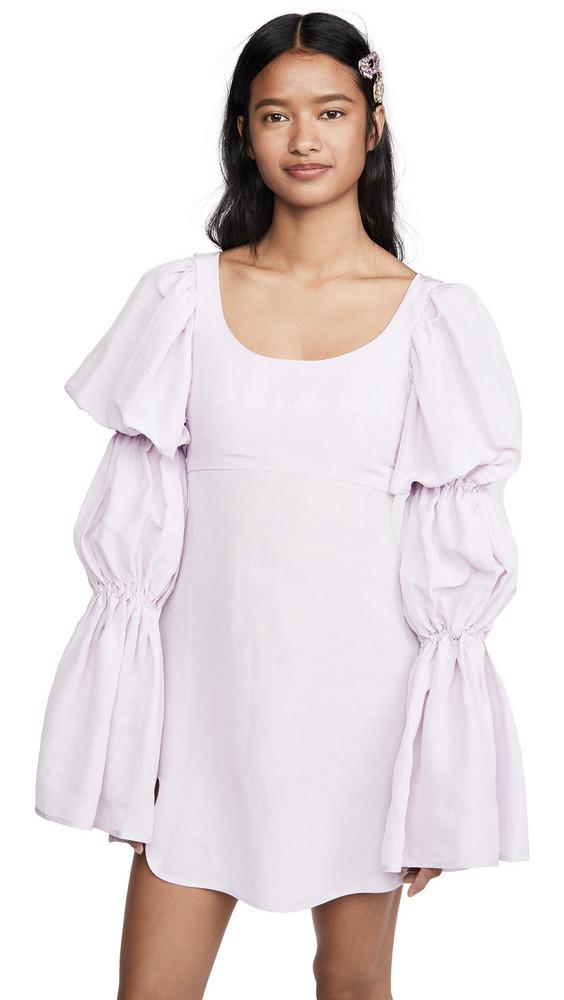 Ellery Capri Dress in lilac