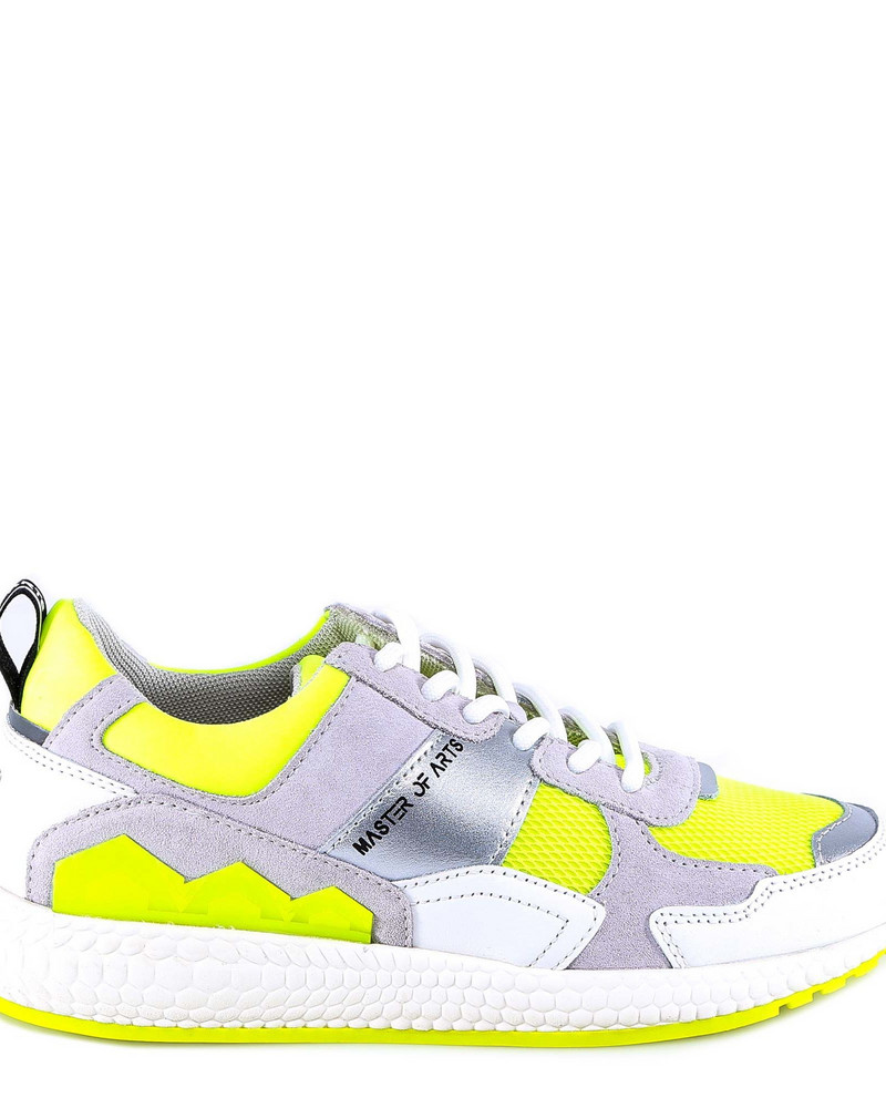 M.O.A. master of arts Sneakers in yellow