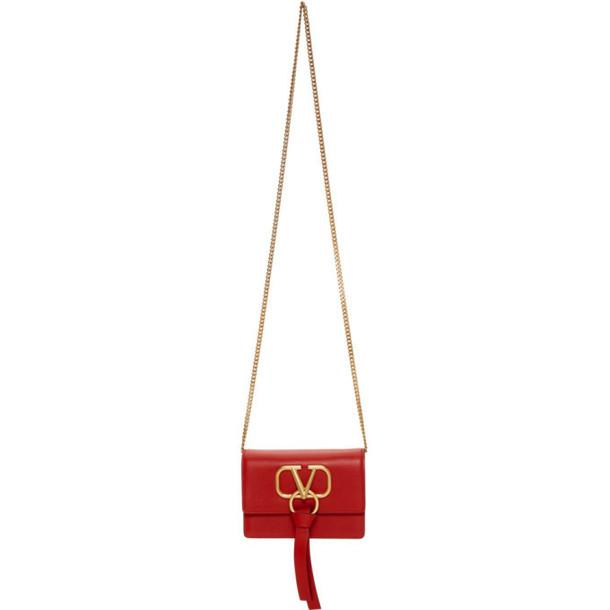 Valentino Red Valentino Garavani VRing Chain Bag