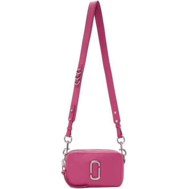 Marc Jacobs Pink The Softshot 21 Bag
