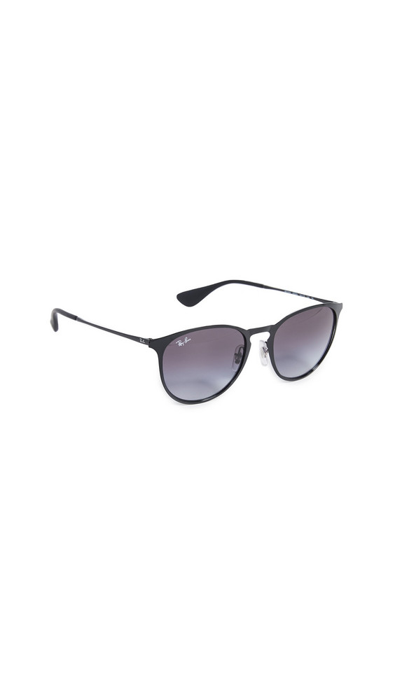 Ray-Ban Classic Round Sunglasses in black