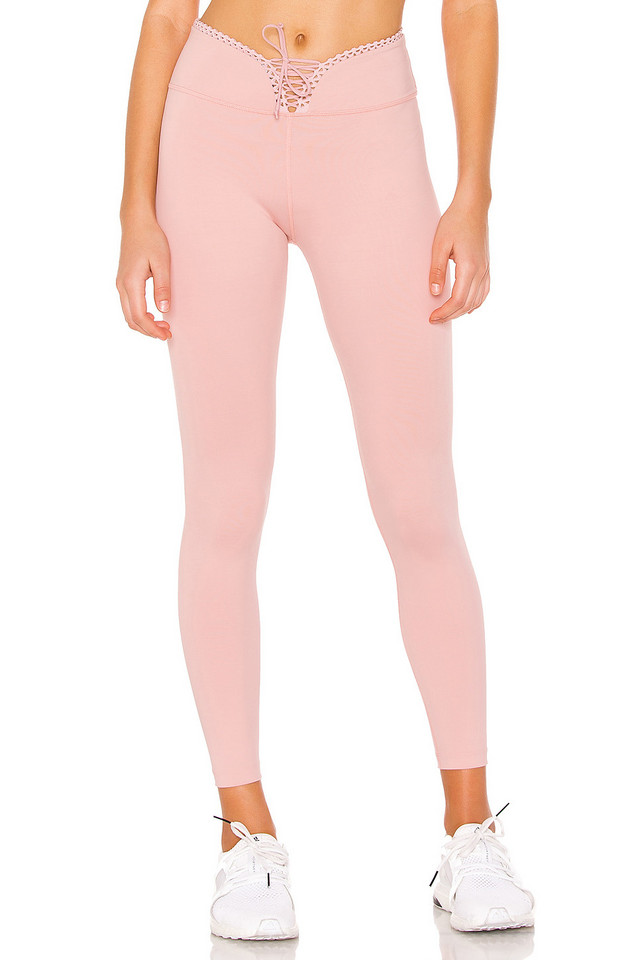 Track & Bliss Cloud Nine Legging in pink
