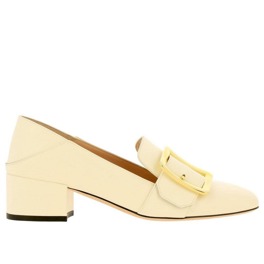 Bally High Heel Shoes Shoes Women Bally in cream / yellow