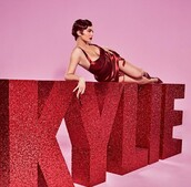 top,sexy,sexy lingerie,kylie jenner,kardashians,red,edgy,editorial