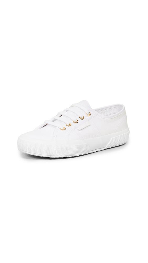 Superga 2750 Cotu Classic Sneakers in gold
