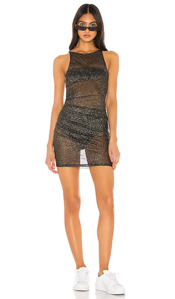 superdown Kennie Mini Dress in Black