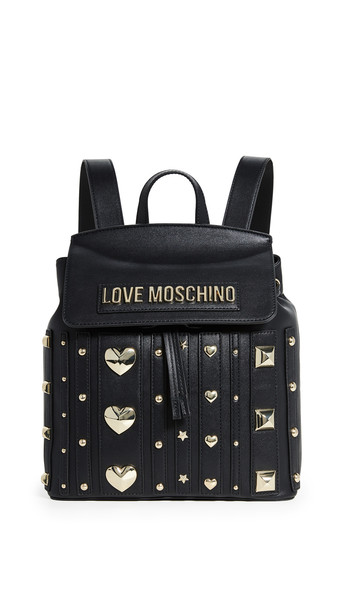 Moschino Love Moschino Backpack in nero