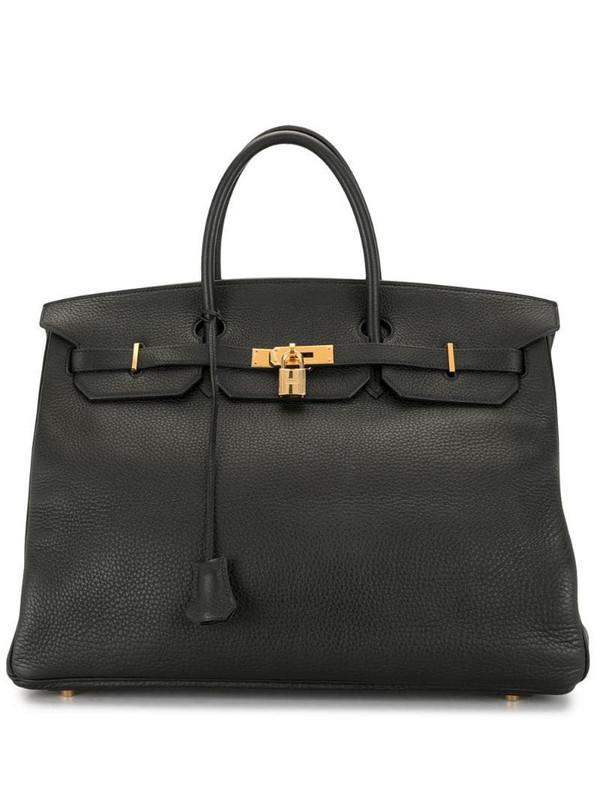 Hermès 2003 pre-owned Birkin 40 bag in black