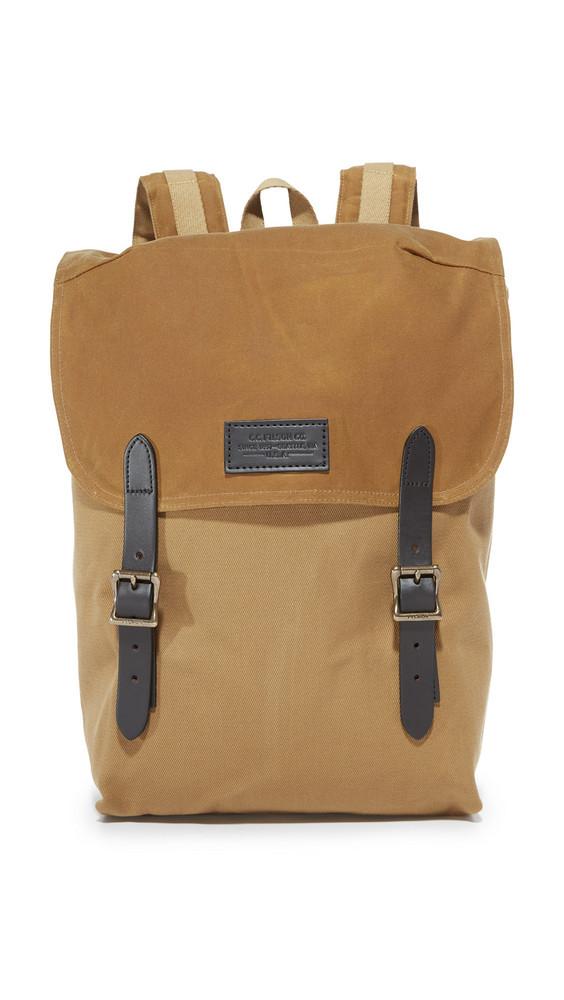 Filson Ranger Backpack in tan