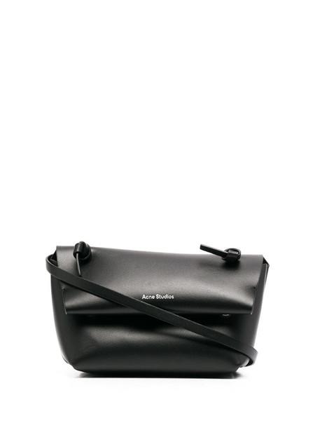 Acne Studios mini purse crossbody bag in black