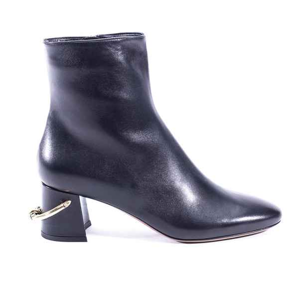 LAutre Chose High-heeled shoe in black