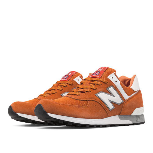 New Balance 576 Made in UK Summer Fruits Men's Made in UK Shoes - Orange (M576FPO)