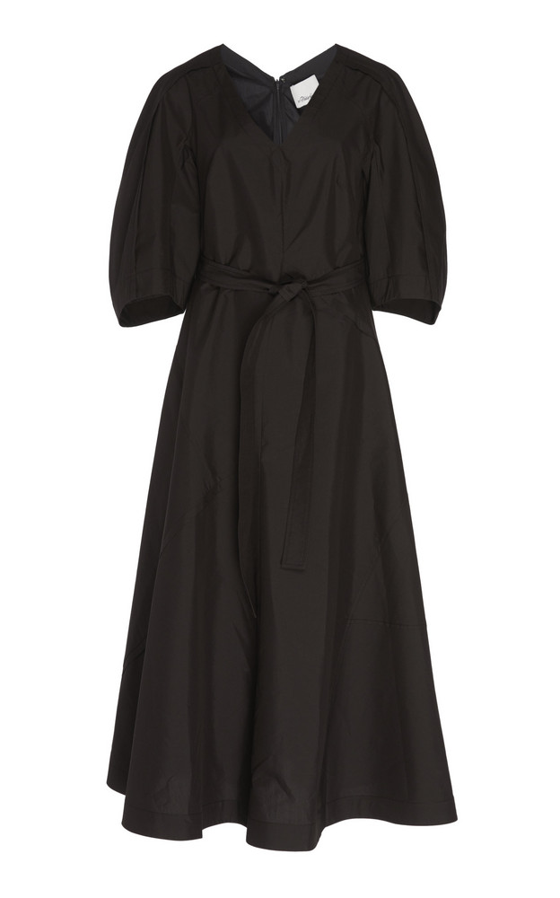3.1 Phillip Lim Balloon Sleeve Dress Sleeve in black