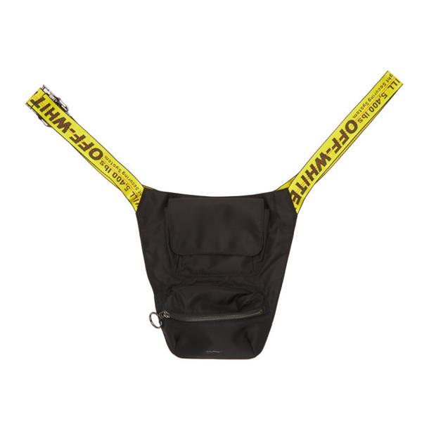Off-White Black Bodybag Shoulder Bag