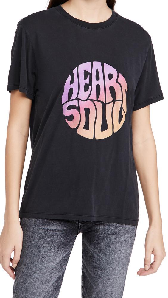 IRO Heartso T-Shirt in black