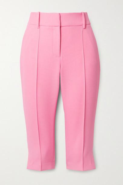 Veronica Beard - Ward Woven Shorts - Pink