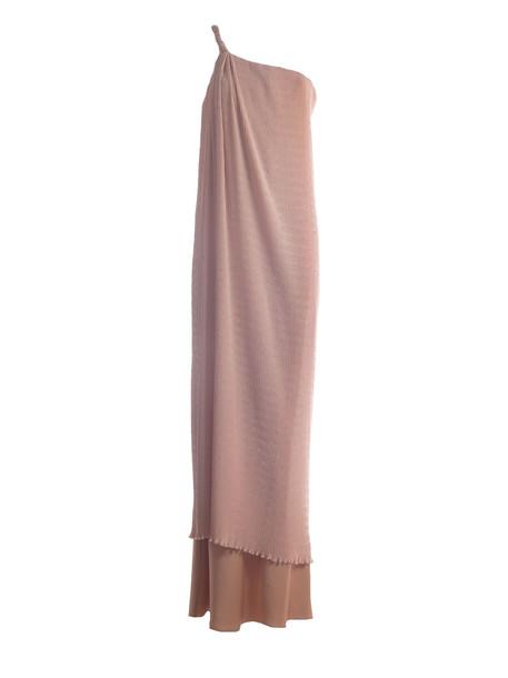 Max Mara One-shoulder Dress