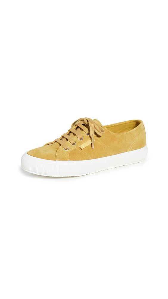 Superga 2750 Cotu Classic Sneakers in mustard