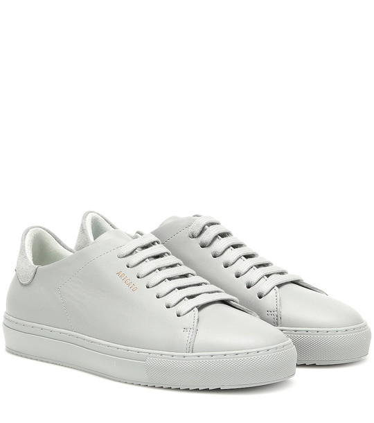Axel Arigato Clean 90 leather sneakers in grey