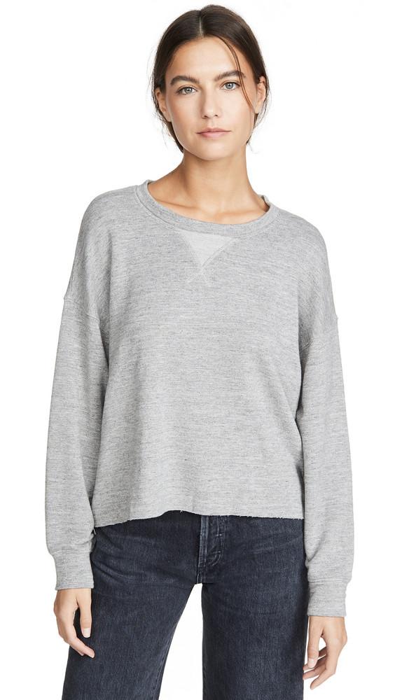 Splendid Marathon Sweatshirt in grey