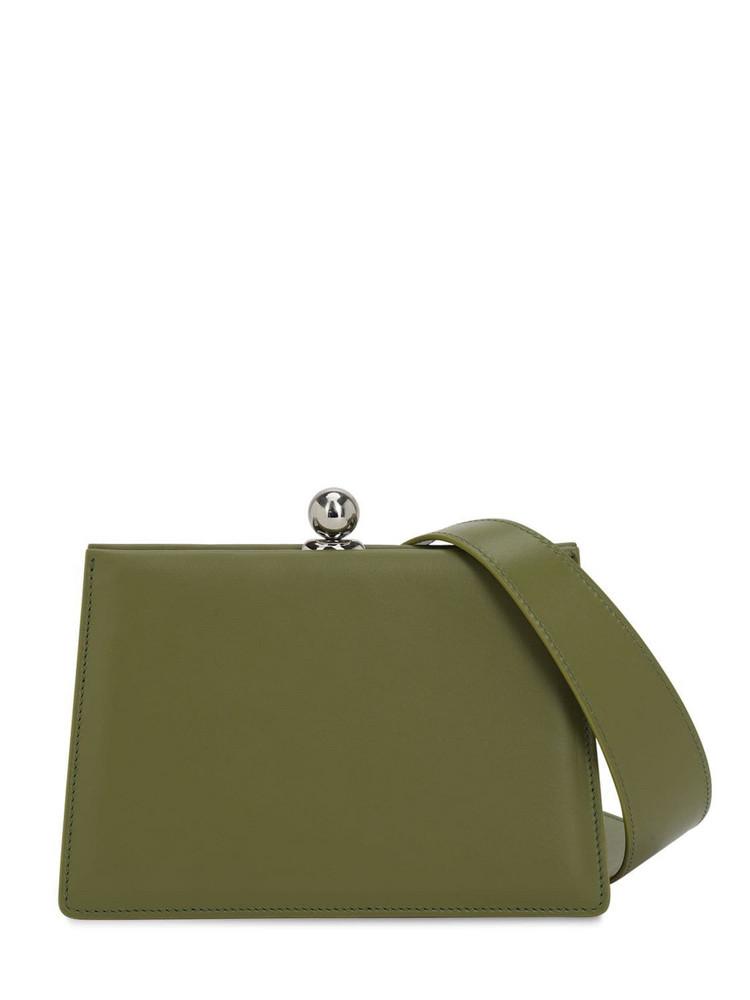 RATIO ET MOTUS Mini Twin Leather Bag