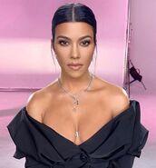 top,blouse,black,black top,kourtney kardashian,kardashians,off the shoulder,off the shoulder top