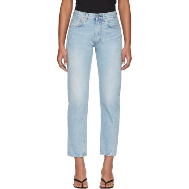Toteme Blue Original Jeans