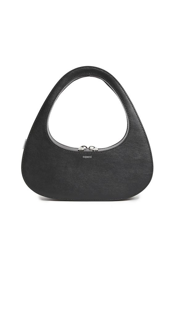 Coperni Baguette Swipe Bag in black