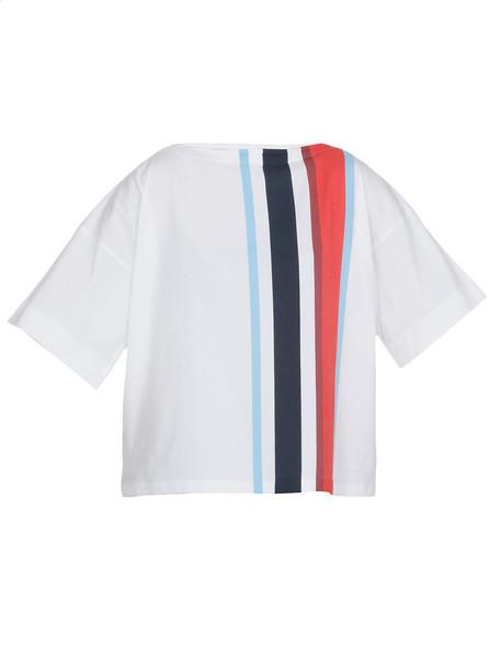 Marni T-shirt Oversize in white