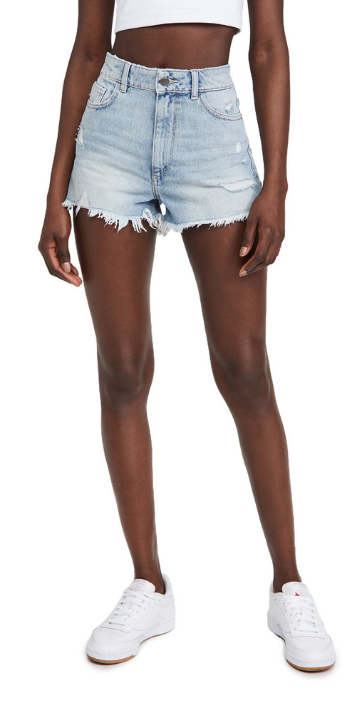 DL DL1961 Cleo Denim Shorts