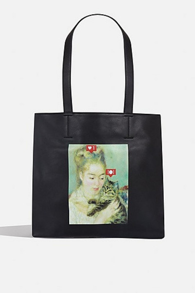 Skinny Dip *Freya Cat Tote Bag By Skinnydip - Multi