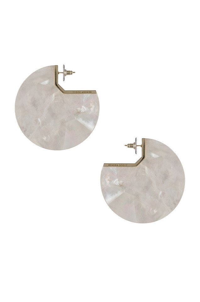 Kendra Scott Kai Earring in gold / metallic